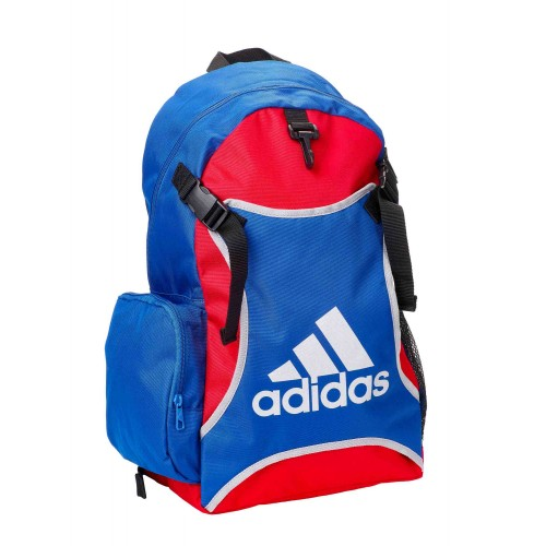 Рюкзак Adidas Taekwondo with body guard holder ADIACC096 Синий с красным