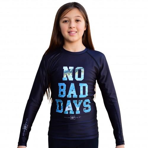 Рашгард детский Break Point No Bad Days Принт (YL)