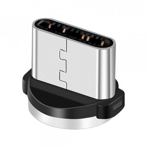 Коннектор магнитный на смартфоны с разъемом Type-C для магнитного кабеля Marjay
