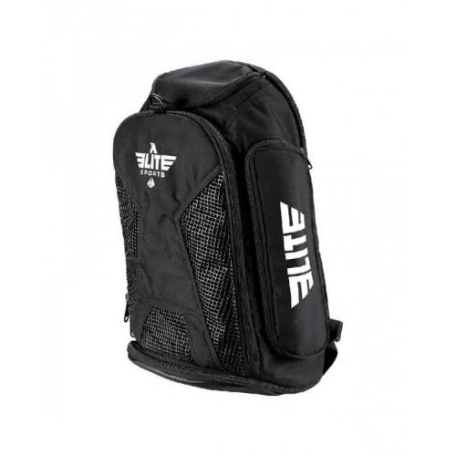 Рюкзак Elite Sports Athletic Convertible Black Training Черный