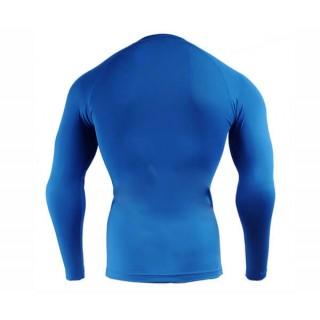 Рашгард с длинным рукавом Emfraa №240 (S) Синий
