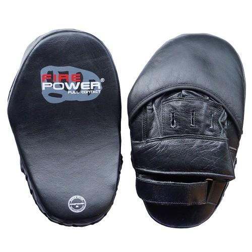 Лапы боксерские FirePower CG4 Черные