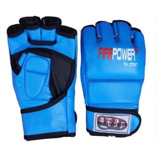 Перчатки MMA FirePower FPMG1 (L) Синие
