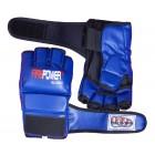 Перчатки MMA FirePower FPMGA1 (L) Синие