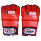 Перчатки MMA FirePower FPMGA1 (XL) Красные