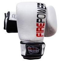Снарядные перчатки FirePower FPTG1 (L/XL) Белые