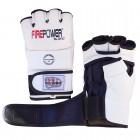 Перчатки MMA FirePower FPMGA1 (M) Белые