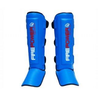Защита голени (Щитки) FirePower FPSG5 (XL) Синяя
