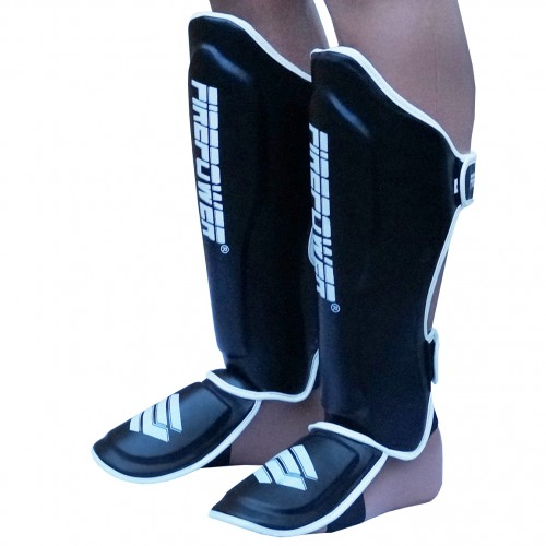 Защита голени и стопы (Щитки) FirePower FPSGA10 (L) Черные