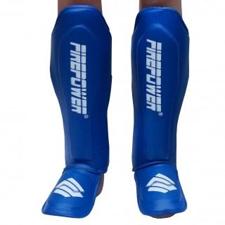 Защита голени и стопы (Щитки) FirePower FPSGA10 (L) Синие