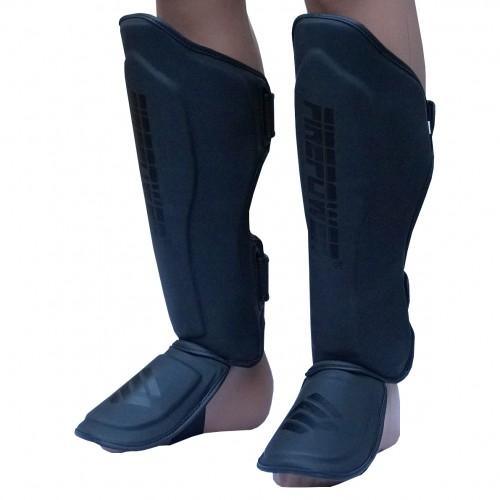 Защита голени и стопы (Щитки) FirePower FPSGA10 (L) Черные матовые
