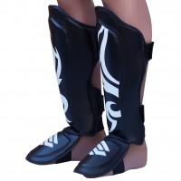 Защита голени и стопы (Щитки) FirePower FPSGA6 2.0 (XL) Черные