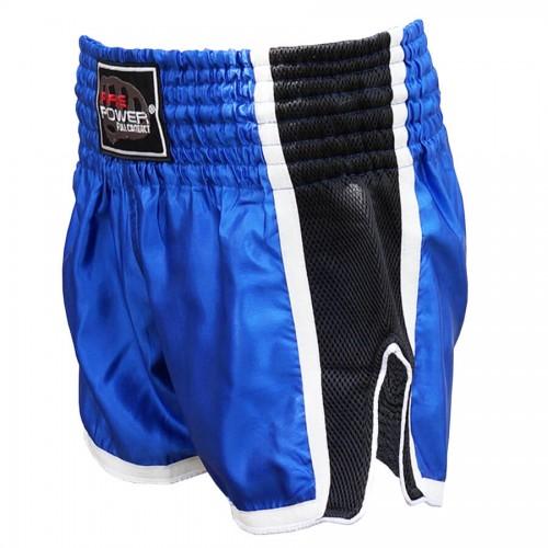 Шорты для тайского бокса FirePower ST-16 (L) Синие