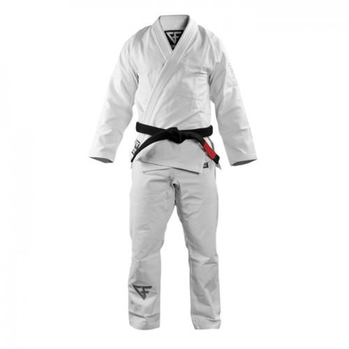 Кимоно для Бразильского Джиу Джитсу Ground Force Basic Белое (A2)