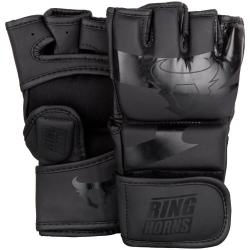 Перчатки MMA Ringhorns Charger (L/XL) Черные
