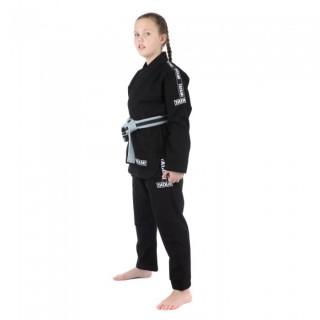 Кимоно детское для Бразильского Джиу-Джитсу Tatami Fightwear Kids Dweller (M1) Черное