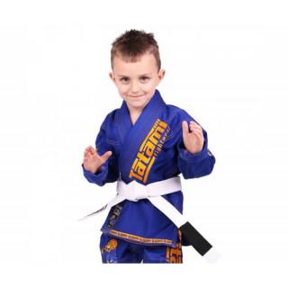 Кимоно детское для Бразильского Джиу-Джитсу Tatami Fightwear Kids NEW Animal (M1) Синее