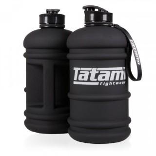 Бутылка для воды Tatami Fightgear 2,2 литра Черная