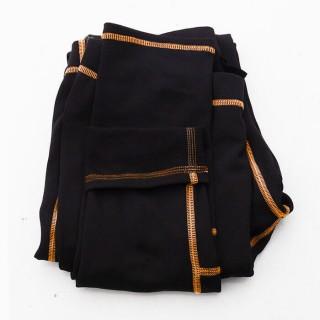 Термобелье  женское FirePower Sport Polarflis-Stretch (L)  Черное с оранжевым