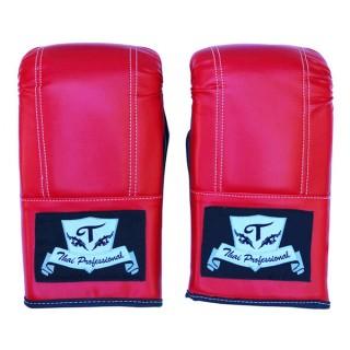 Снарядные перчатки Thai Professional BGA6 (XL) Красные