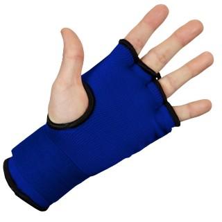 Бинт-перчатки TITLE Boxing Attack Nitro Speed Wraps Синие (L)