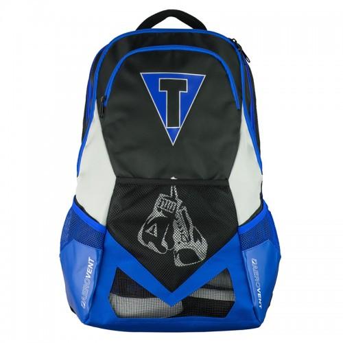 Рюкзак TITLE GEL Journey Back Pack Черный с синим