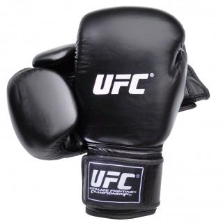 Боксерские перчатки UFC CL2 training (10oz) Черные