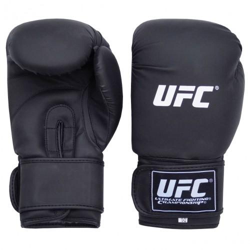 Боксерские перчатки UFC DX2 training (10oz) Черные
