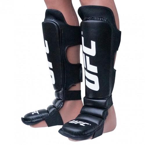 Защита голени и стопы (Щитки) UFC Essential DX (L) Черные