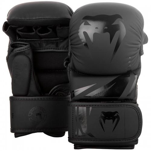 Перчатки MMA Sparring Venum Challenger 3.0 (S) Черные
