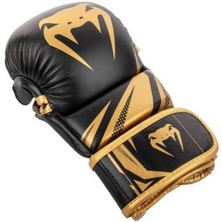 Перчатки MMA Sparring Venum Challenger 3.0 (L/XL) Черные с золотым