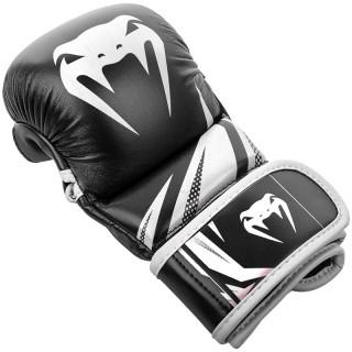 Перчатки MMA Sparring Venum Challenger 3.0 (M) Черные с белым