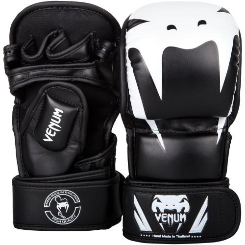 Перчатки MMA Sparring Venum Impact (L/XL) Черные